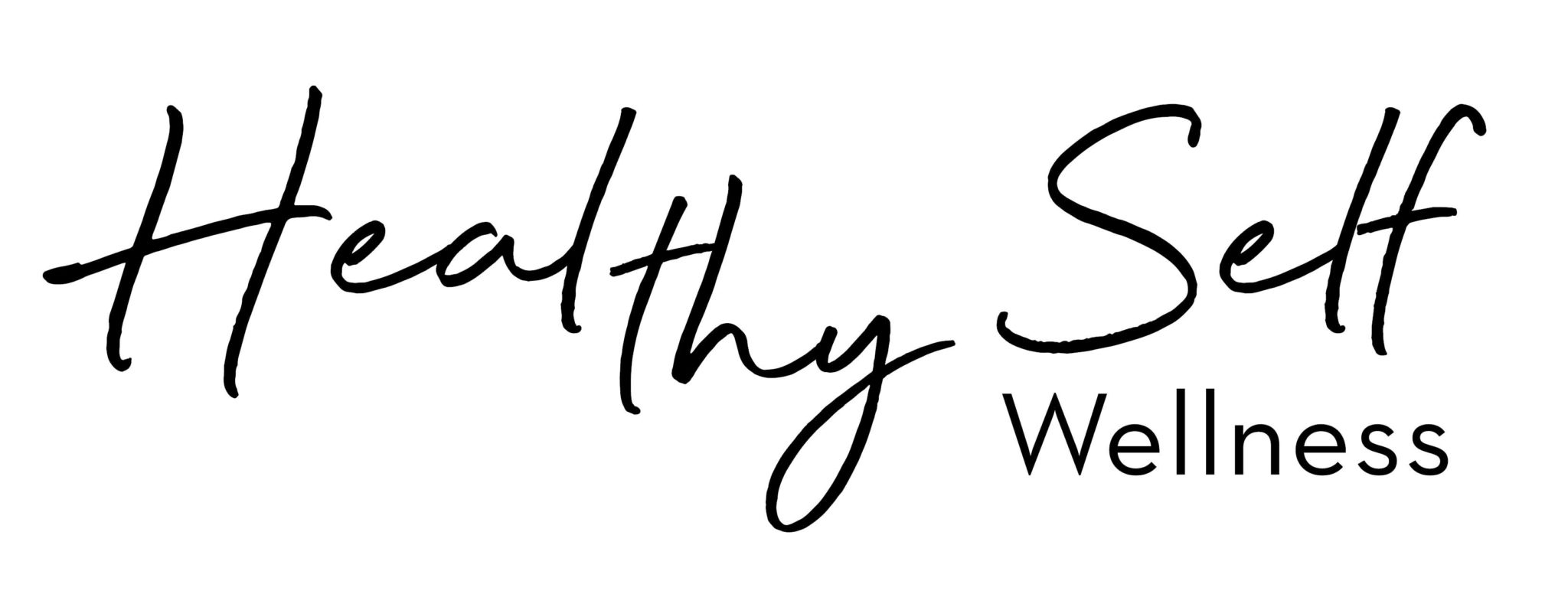 Healthy Self Wellness Logo